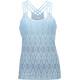 Marmot Vogue camicia a maniche corte Donna blu